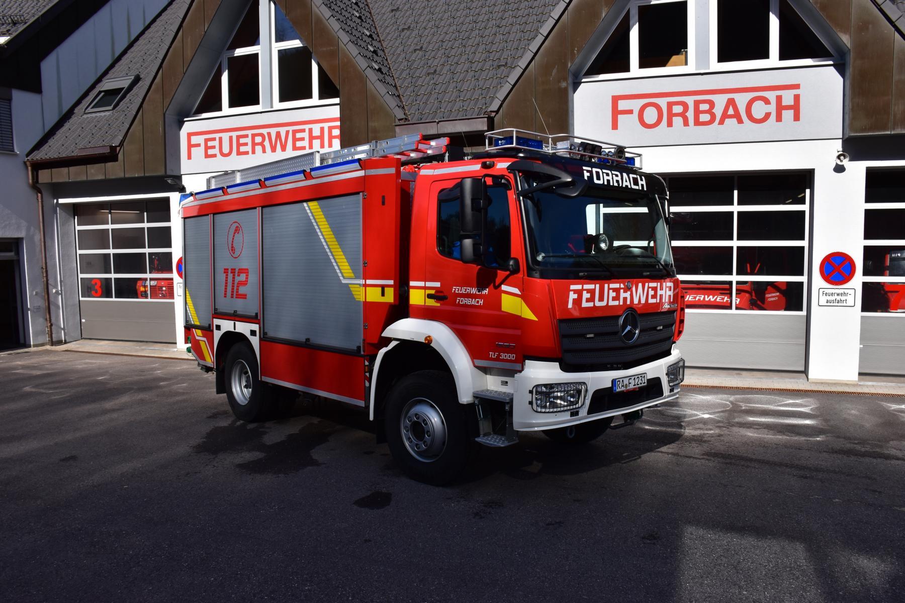 Florian Forbach 1/23
